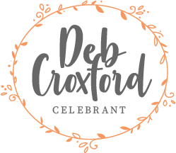 Deb Croxford - Civil & Marriage Celebrant